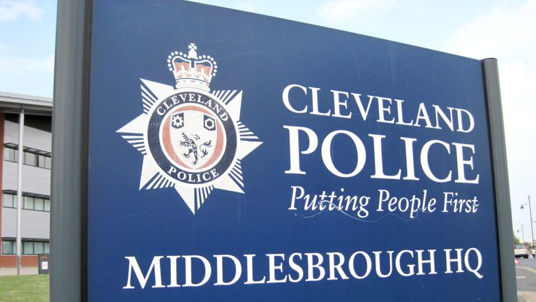 Cleveland Police is the first UK force to be rated as failing in all areas
