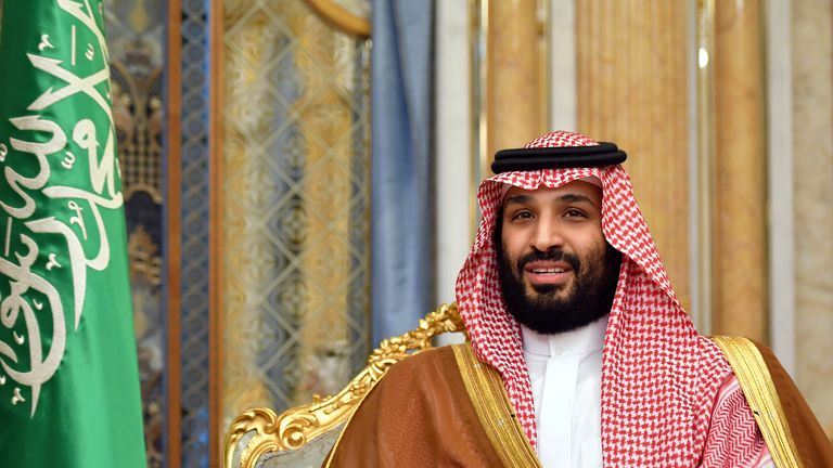 Crown Prince Mohammad bin Salman has ambitious plans to develop new industries in Saudi Arabia