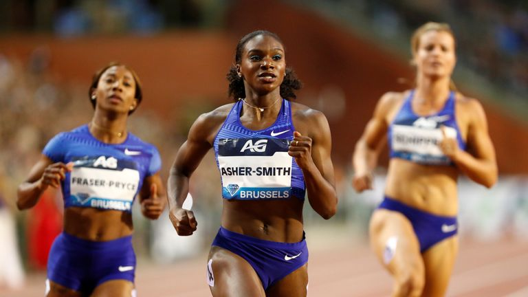Dina Asher-Smith is a genuine medal contender for Tokyo