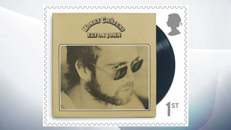 Honky Chateau was Sir Elton's breakthrough album