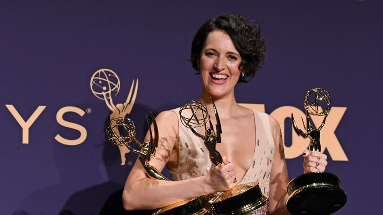 Fleabag and Game Of Thrones big winners at Emmys