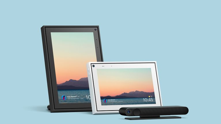 Facebook is launching three variants of its Portal device. Pic: Facebook
