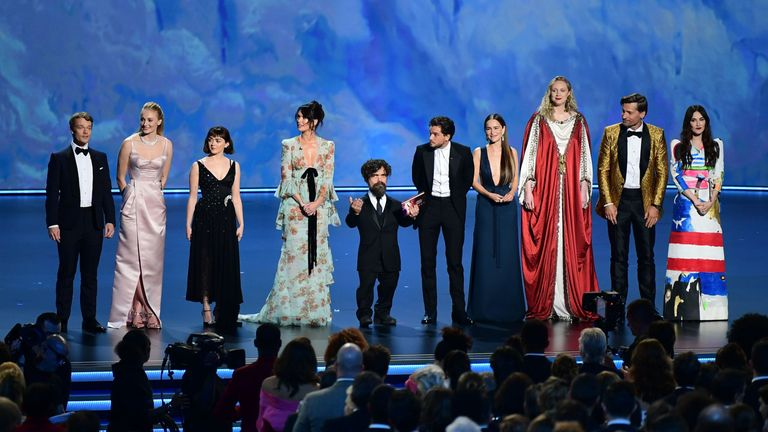Emmys 2019: All the main winners from TV's biggest awards