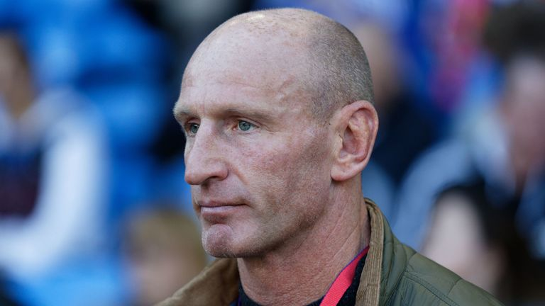 Rugby legend Gareth Thomas reveals HIV diagnosis