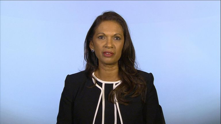 Campaigner Gina Miller's case against the proroguing of parliament has been been appealed to the Supreme Court.