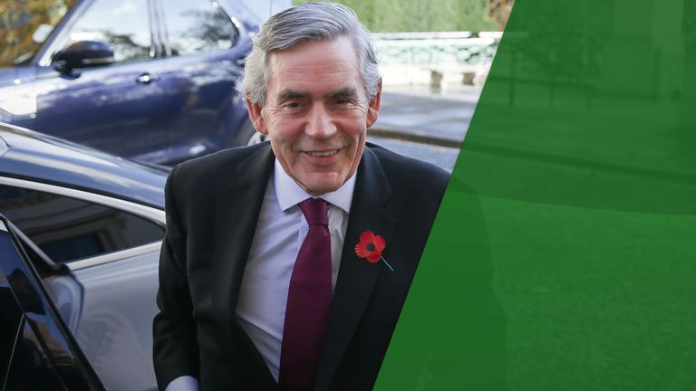 It was Mr Blair's Chancellor, Gordon Brown, whom Mr Javid most closely emulated this week