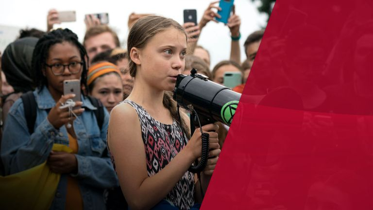 Last year Greta Thunberg started striking from school every Friday over climate change