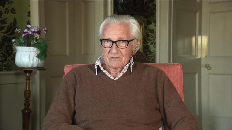 Lord Heseltine speaks to Sky News