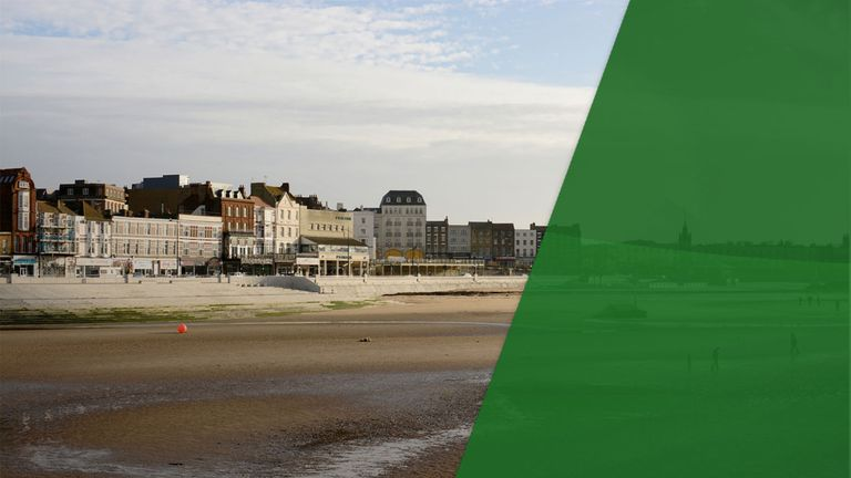 Margate in Kent has become an unlikely hipster hub