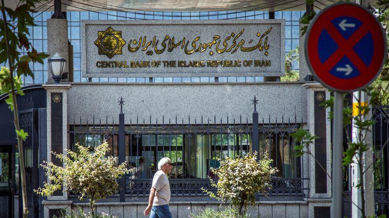 Iran's central bank