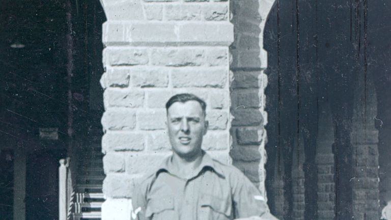 Lance Corporal William Kirby died fighting for Fallujah in 1941