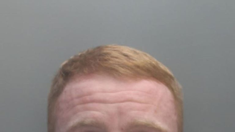 James Gelling, 32, has been jailed for six years