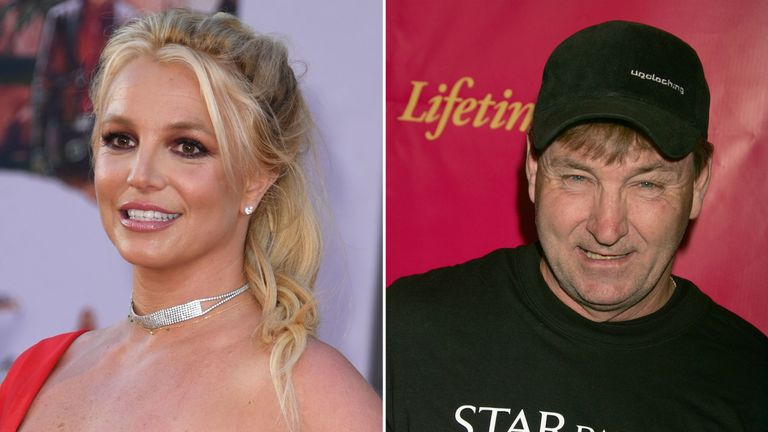 Jamie Spears was accused of assaulting Britney Spears' son