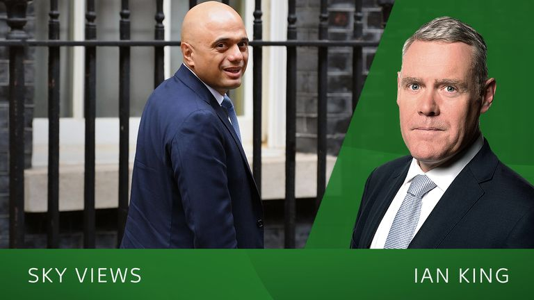 Sajid Javid, the new Chancellor, trumpeted the end of austerity