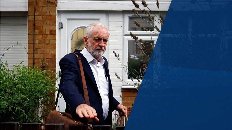 Jo Swinson is trying to get one over Jeremy Corbyn