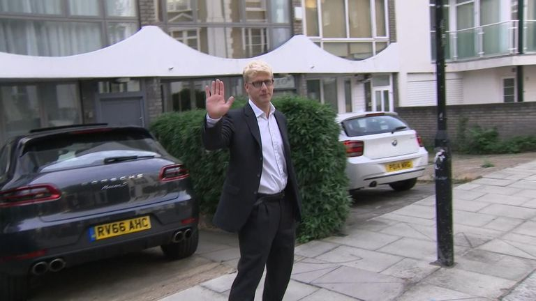 Boris Johnson's brother Jo, who dramatically resigned as a minister yesterday, said he backed his brother's domestic agenda
