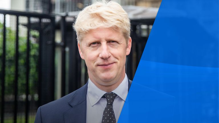 Jo Johnson quit as a minister and an MP