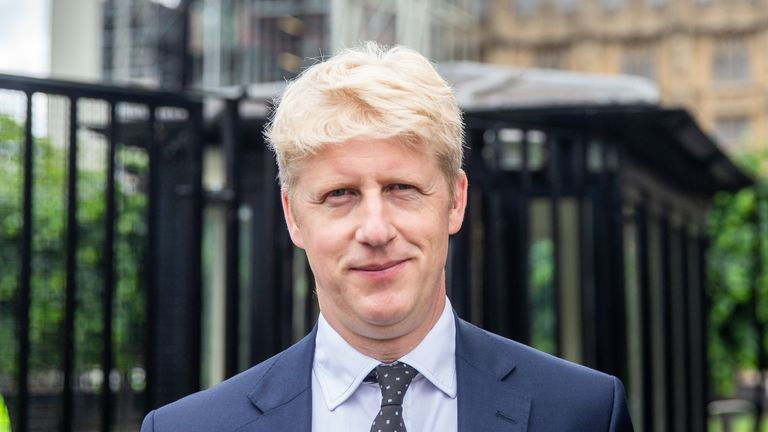 Jo Johnson's resignation shocked the cabinet and the PM