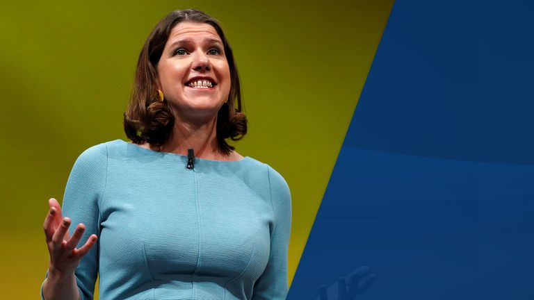 Jo Swinson, Lib Dem leader