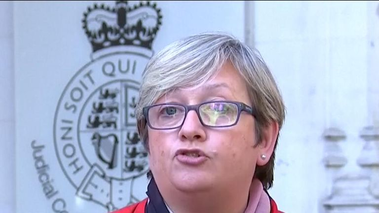 Joanna Cherry says parliament should come back and hold the government to account