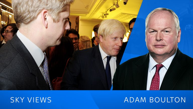 Jo Johnson's resignation bruised Boris