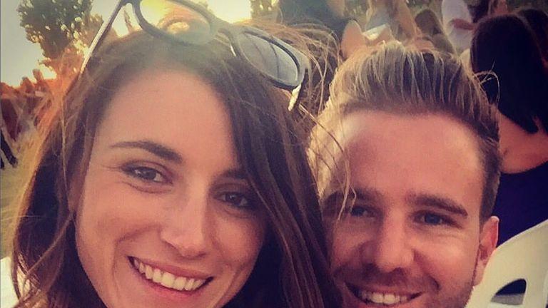 Jolie King (British-Australian) and her Australian boyfriend Mark Firkin have been detained in an Iranian jail