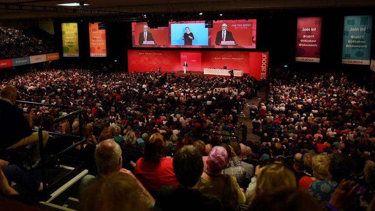 Labour conference 2019