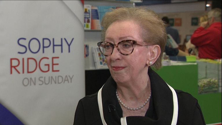 Former Labour Deputy Leader Margaret Beckett MP.