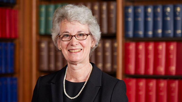 lady black supreme court