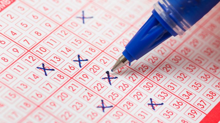 The lucky winner has just one day to claim their £1m prize. File pic