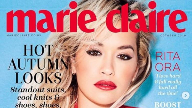 Marie Claire UK's print version is being ended after 31 years