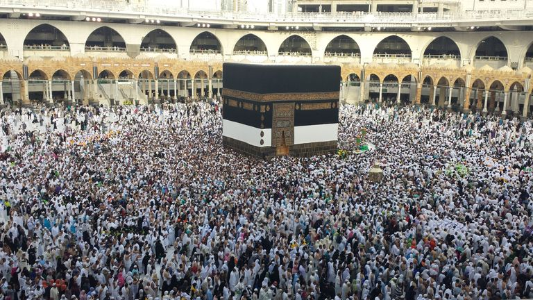 Mecca, the birthplace of the prophet Muhammad, will not be open as a tourist attraction