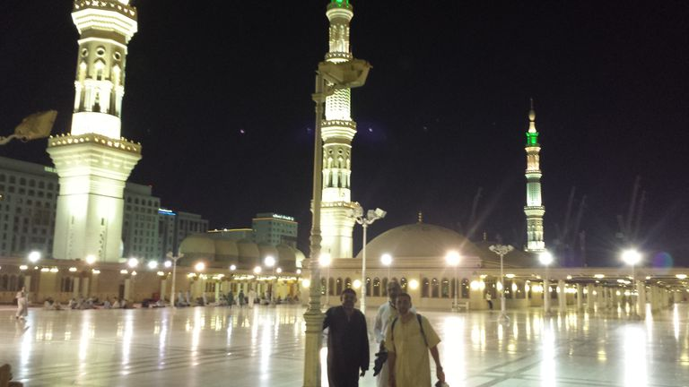 The Islamic pilgrimage site of Medina will not be open to tourists