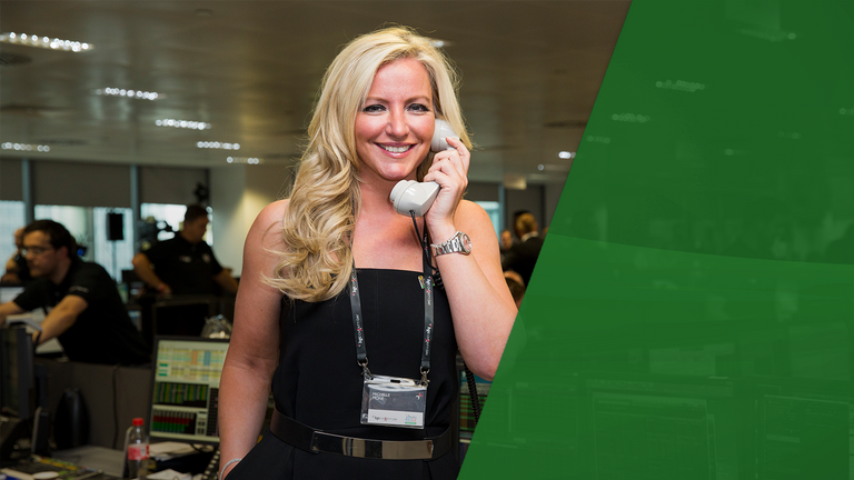 Baroness Michelle Mone has working class roots