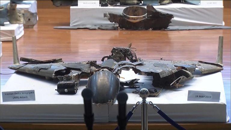 Delta Wing UAV missile device
