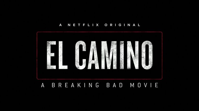 El Camino: A Breaking Bad Movie on Netflix October 11