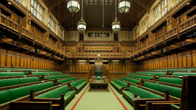 House of Commons. ©UK Parliament/Jessica Taylor
