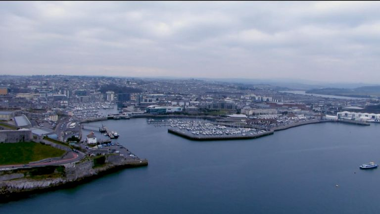 Pic: Blue Marine Media/ Plymouth City Council