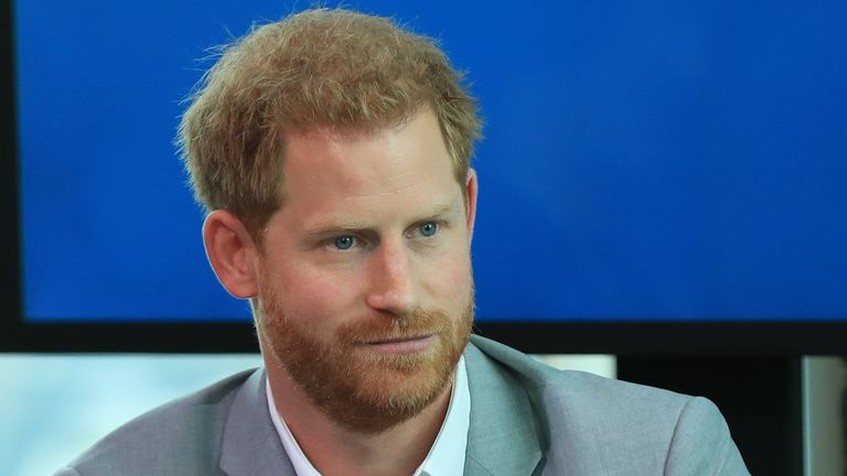 Prince Harry launched eco-friendly travel sheme