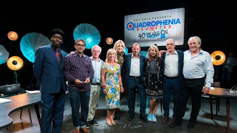 Quadrophenia reunion