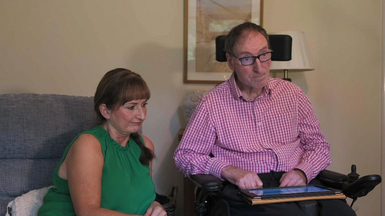 Ex-teacher makes final plea for assisted dying to be legalised in UK