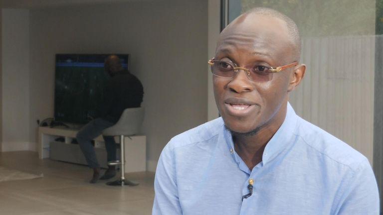 Tobi Adegboyega leads the scheme