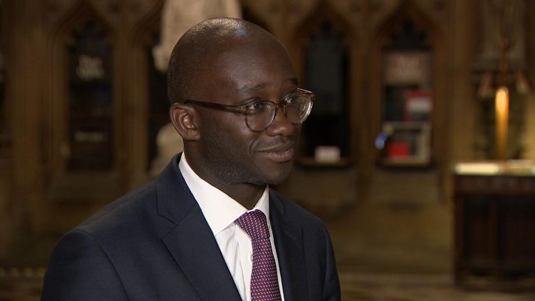 Independent MP Sam Gyimah explains to Sky News how he lost the Conservative whip.