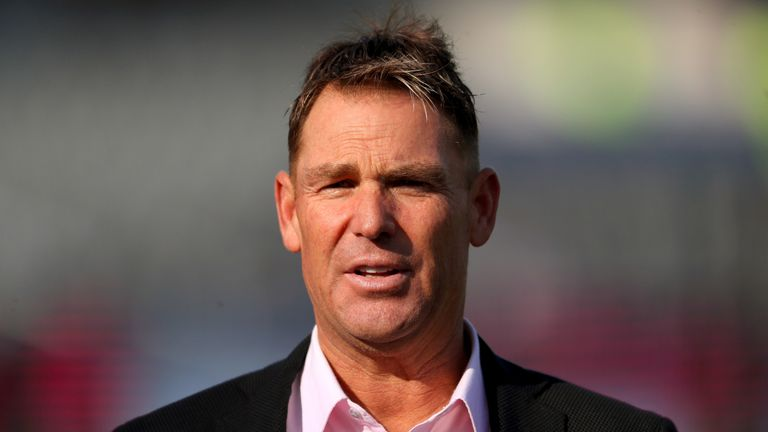 Shane Warne, who did not attend the hearing on Monday, has been handed a 12-month driving ban