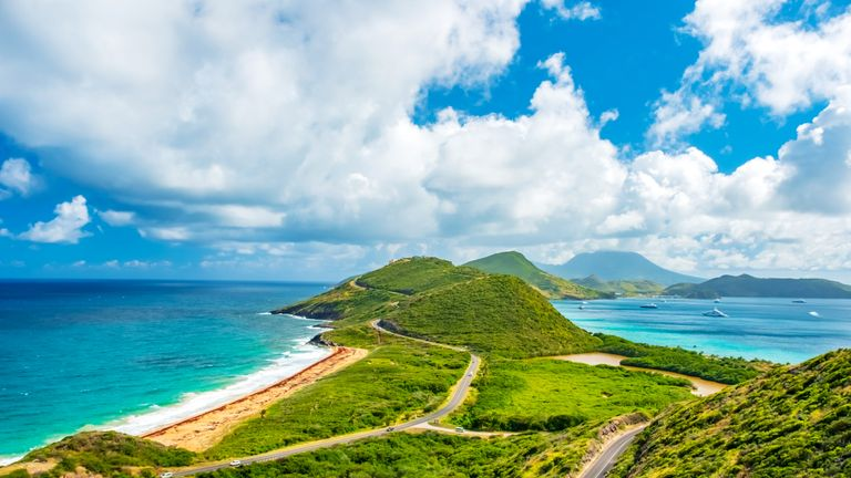 The bounty once apprehended a fugitive on the Caribbean island of St Kitts