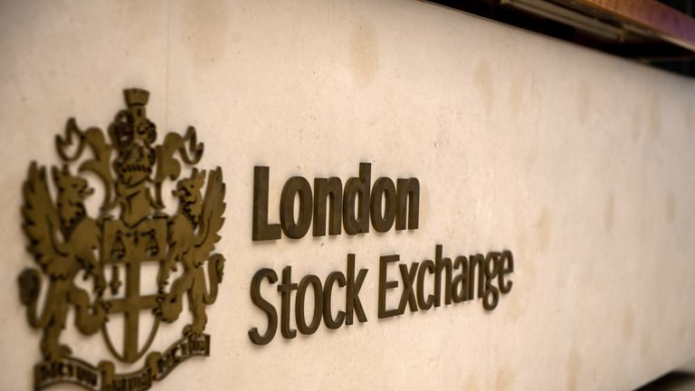 LSEG describes itself as a global financial markets infrastructure business