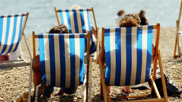 Thursday could see temperatures reach up to 24C