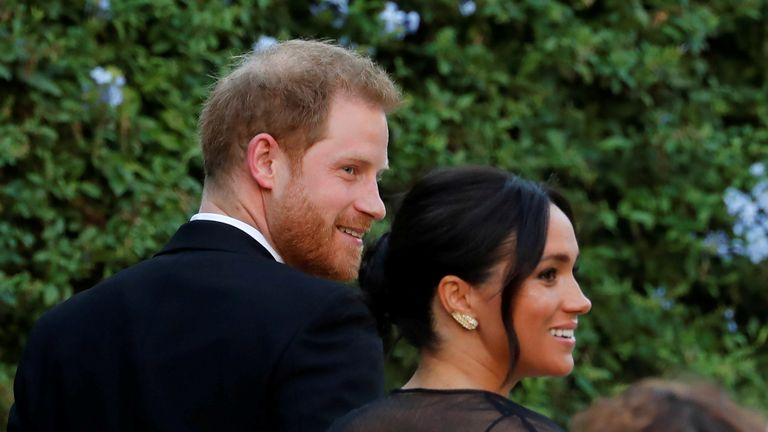 The Duke and Duchess of Sussex are among the star-studded guest list at the wedding of Misha Nonoo