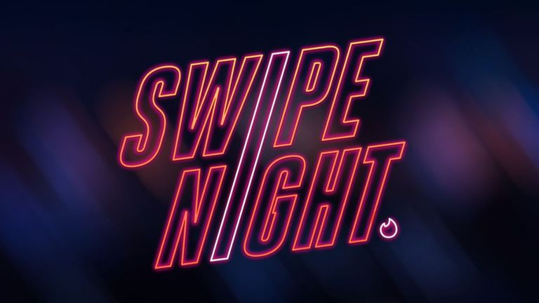 Swipe Night is a Choose Your Own Adventure-style series launching on Tinder