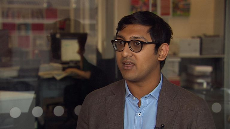 Tahmid Chowdhury runs a charity that offers free immigration advice